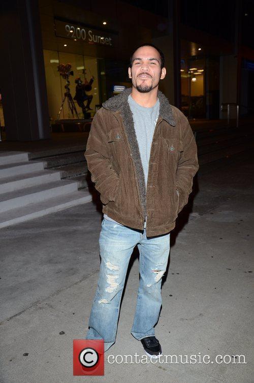 Boxer, Ray Beltran leaving BOA steakhouse Los Angeles,...