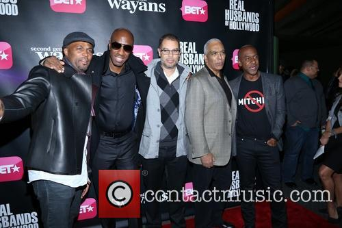 Chris Spencer; J.B. Smoove; Jesse Collins and Stephen...