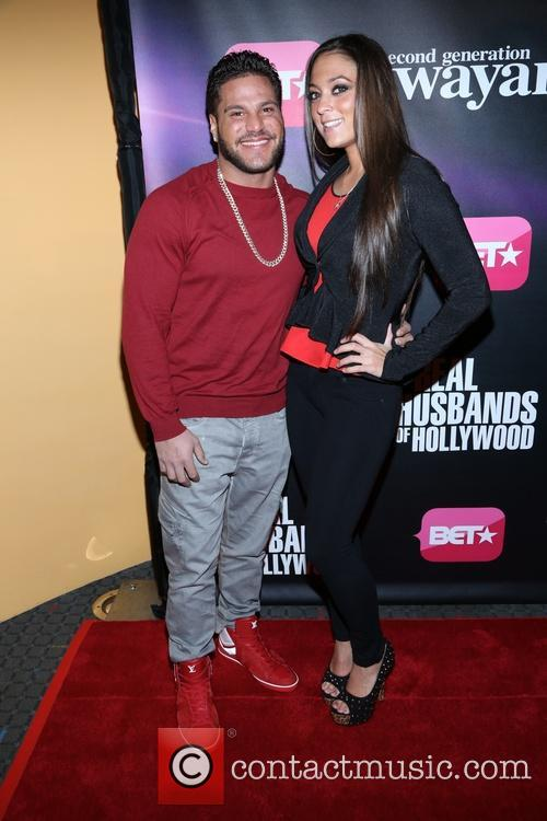 Ronnie Ortiz-magro and Samantha Giancola 3