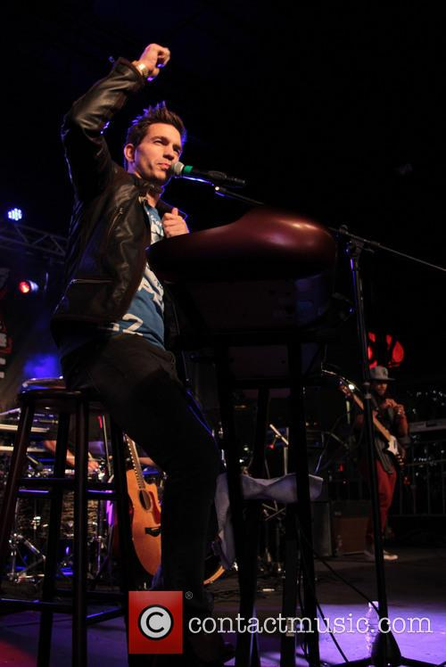 Andy Grammer Live