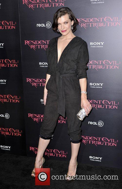 Milla Jovovich 1
