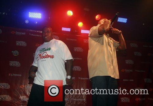 M.o.p. and Jadakiss 2