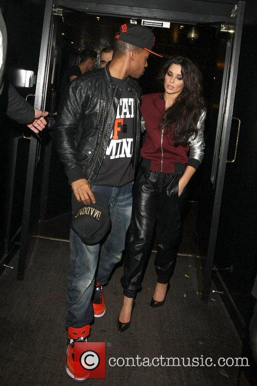 Cheryl Cole and Tre Holloway 4