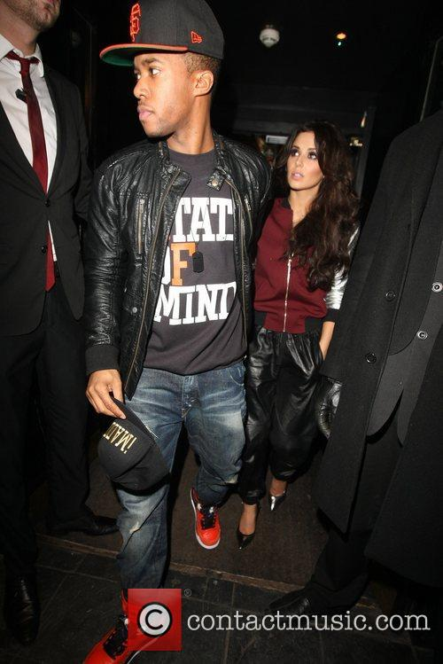 Cheryl Cole, Tre Holloway