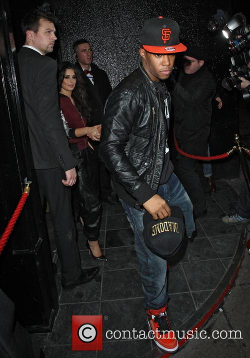 Cheryl Cole and Tre Holloway 8