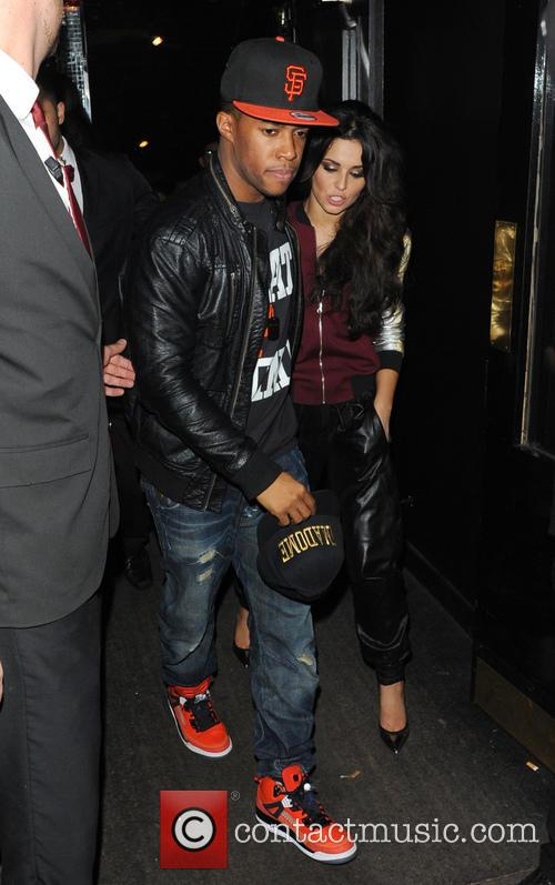 Cheryl Cole and Tre Holloway 5