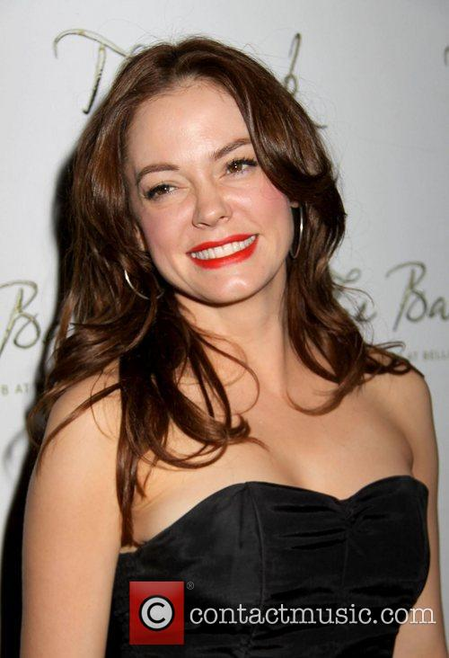 Rose Mcgowan, The Bank Nightclub and Bellagio Hotel 1