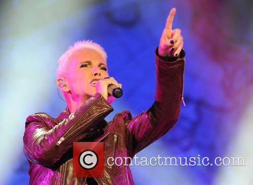 Marie Fredriksson and Roxette 2