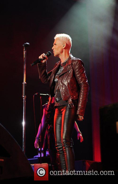 Marie Fredriksson and Roxette 5