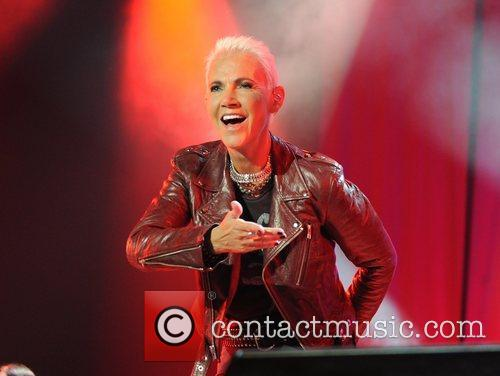Marie Fredriksson and Roxette 6