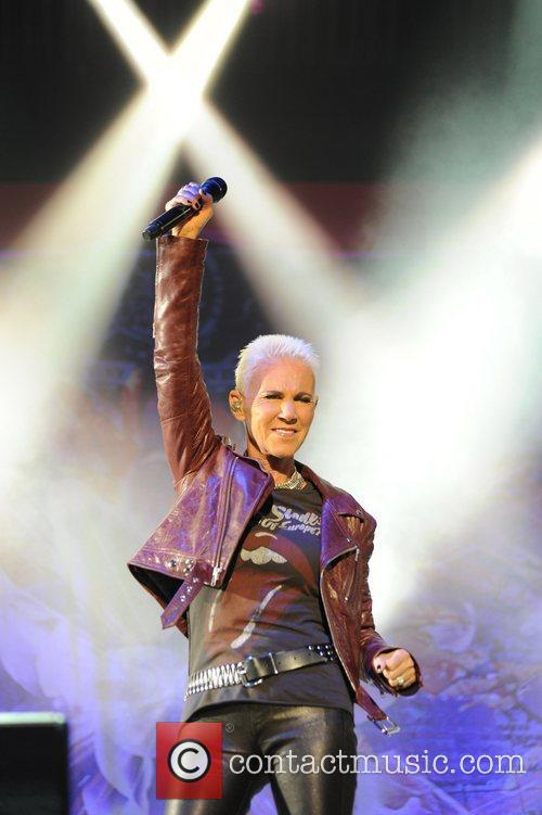 Marie Fredriksson and Roxette 7