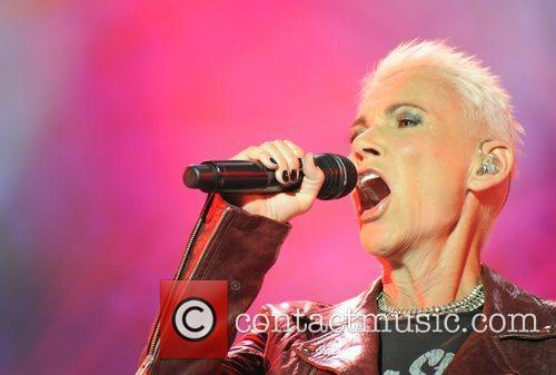 Marie Fredriksson and Roxette 9
