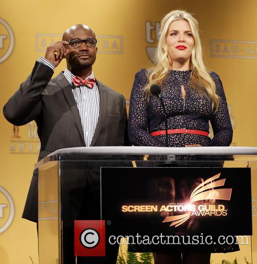 Taye Diggs and Busy Philipps 5