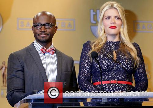 Taye Diggs and Busy Philipps 4