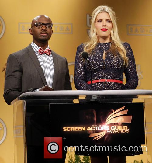 Taye Diggs and Busy Philipps 3