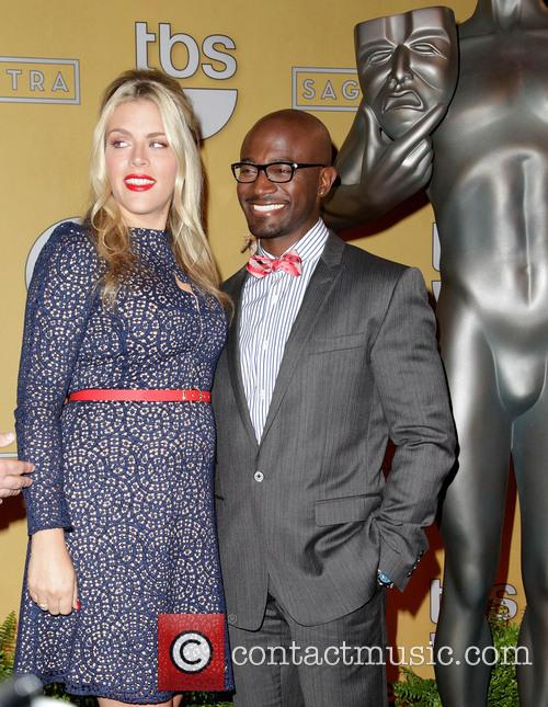 Taye Diggs and Busy Philipps 2