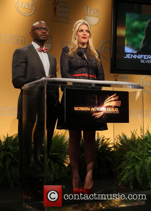 Taye Diggs and Busy Philipps 6