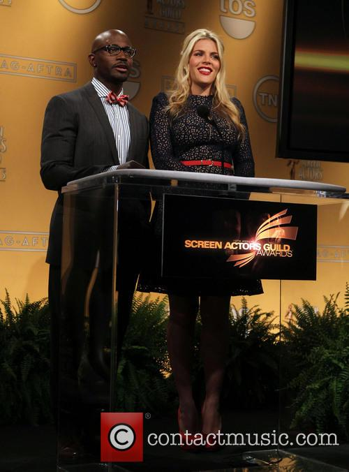 Taye Diggs and Busy Philipps 10