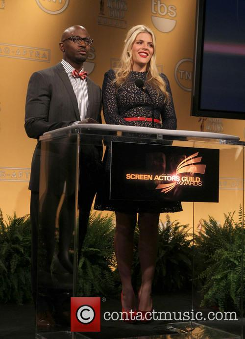 Taye Diggs and Busy Philipps 8