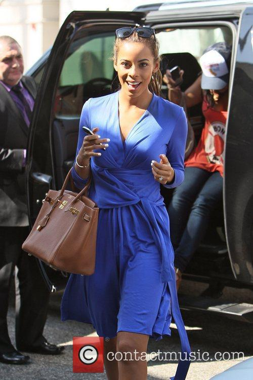 Rochelle Wiseman and The Saturdays 11