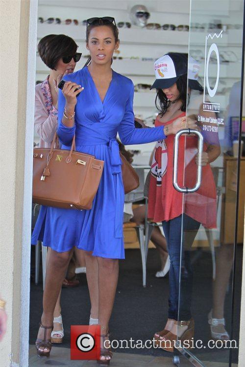 Frankie Sandford, Rochelle Wiseman, The Saturdays and Vanessa White 2