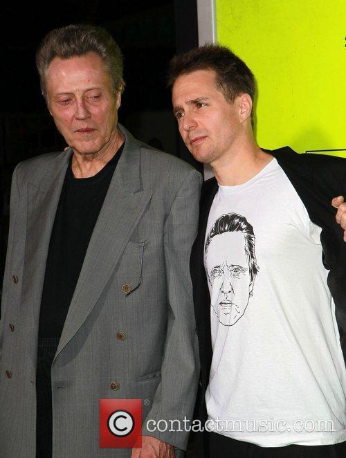 Christopher Walken and Sam Rockwell 2