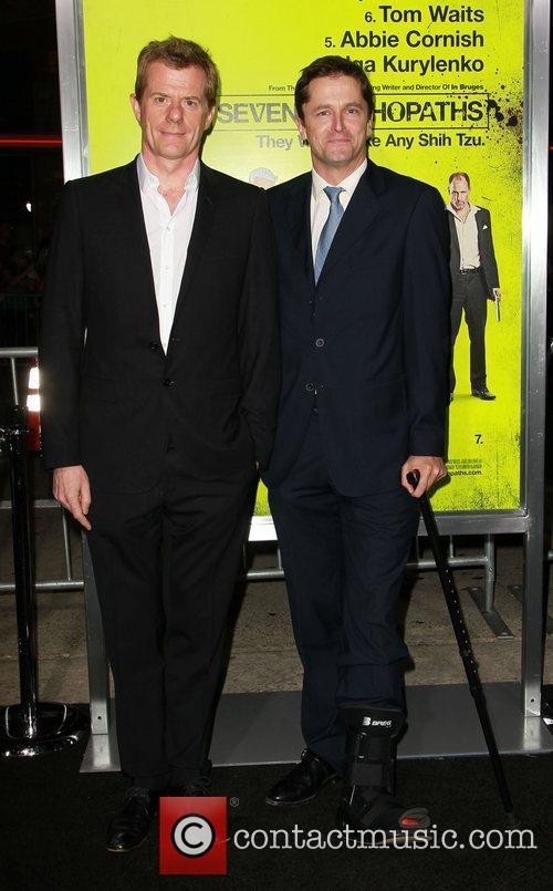 Graham Broadbent and Peter Czernin 1