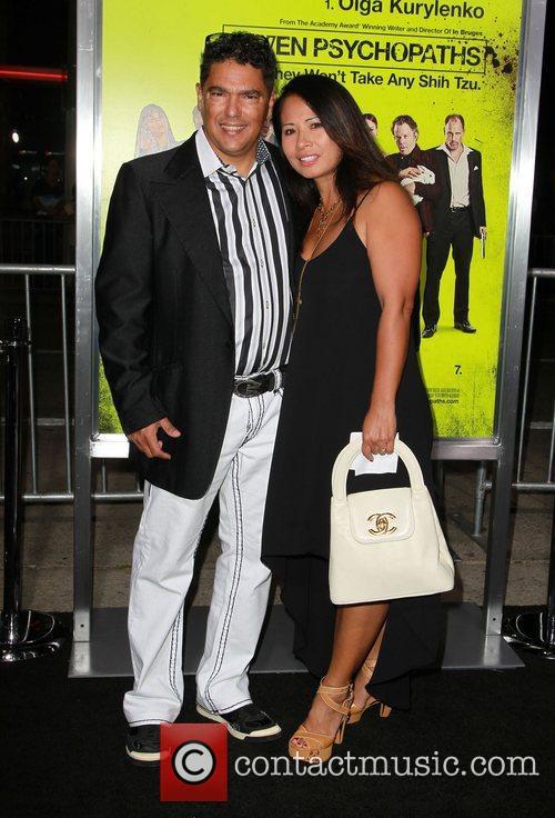 Nicholas Turturro and Lissa Espinosa