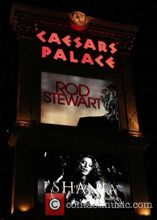 The singer starts her residency at Caesars Palace...