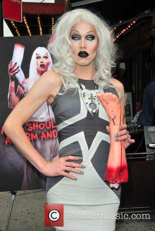 Sharon Needles and Drag Race Season 4