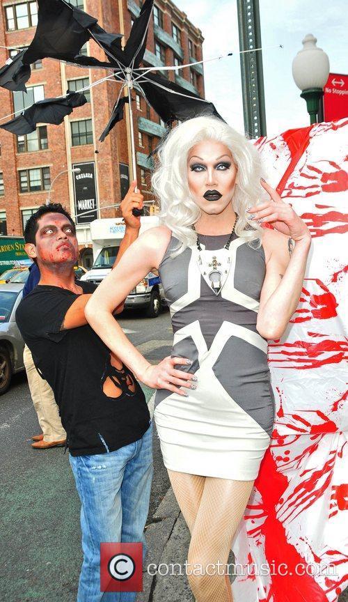 Sharon Needles and Drag Race Season 5