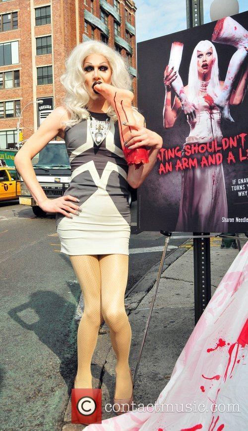 Sharon Needles and Drag Race Season 2