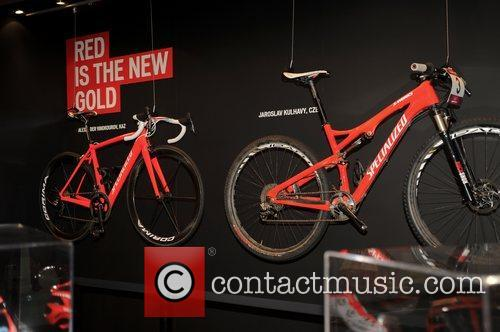 Atmosphere 2012 Cycle Show held at the NEC...