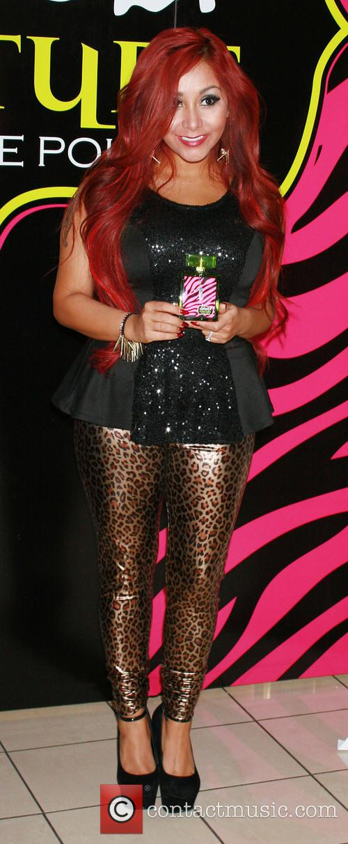 nicole polizzi snooki snooki launches her newest 20049613