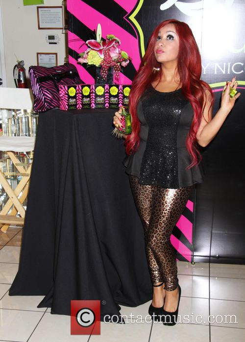nicole polizzi snooki snooki launches her newest 20050321