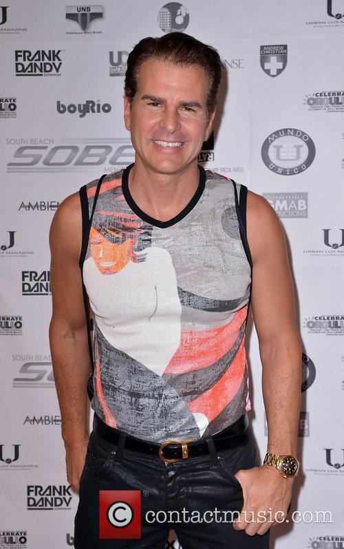 Vincent DePaul at the 2012 SoBe Men's Show...
