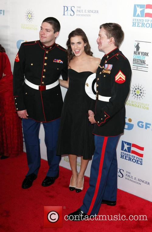 6th annual stand up for heroes  20000172