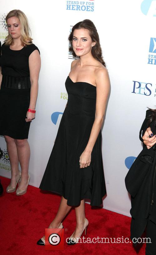 Annual Stand Up For, Heroes, Arrivals and Beacon Theatre 4