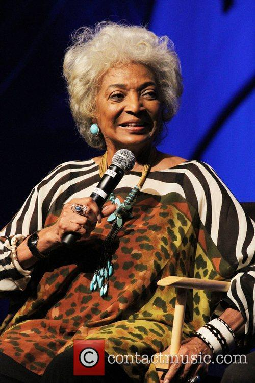 nichelle nichols creation entertainment presents the official star 4027201