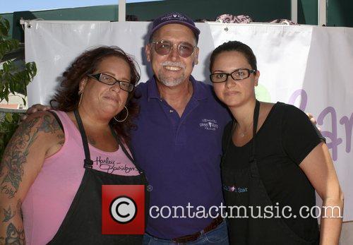 Jenn Thames, Jarrett Lesko and Mary Abelian...