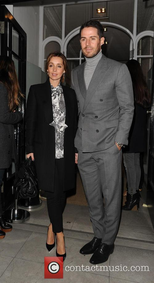 Louise Redknapp, Jamie Redknapp, Stella Mccartney and Christmas 1