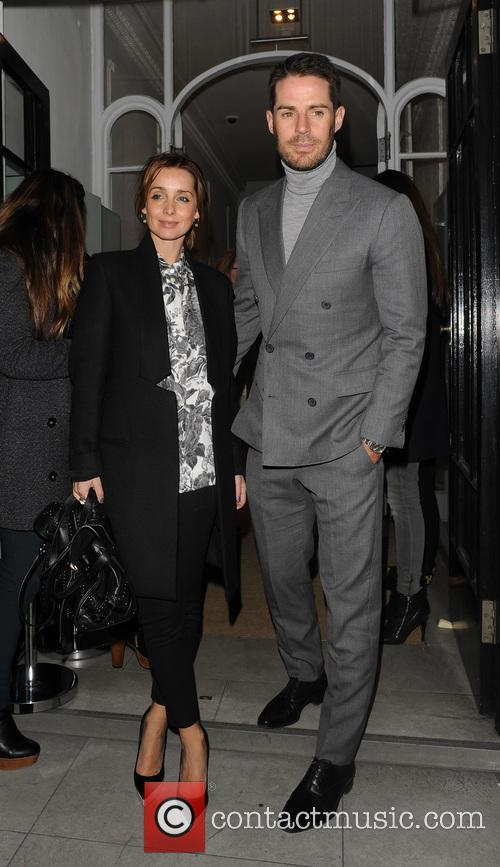 Louise Redknapp, Jamie Redknapp, Stella Mccartney and Christmas 2