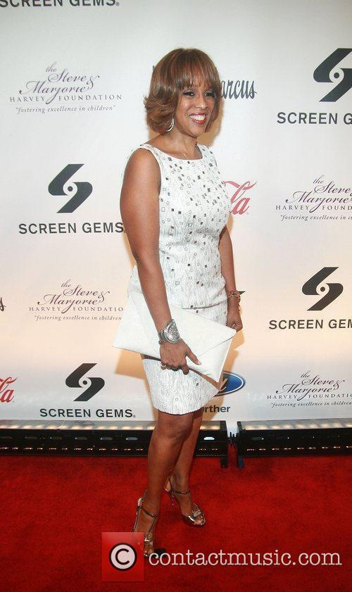 Attends the 2012 Steve & Marjorie Foundation Gala...