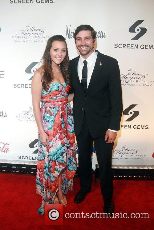 Sarah Arrington and Austin Petty Attends the 2012...