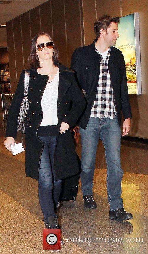 John Krasinski, Emily Blunt and Sundance Film Festival 3