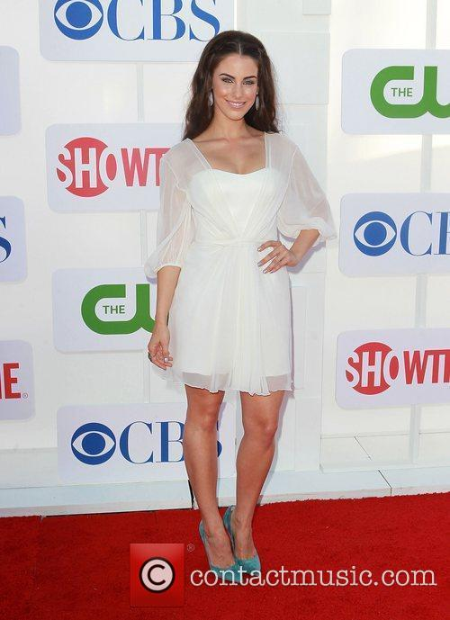 Jessica Lowndes 2012 TCA Summer Tour - CBS,...