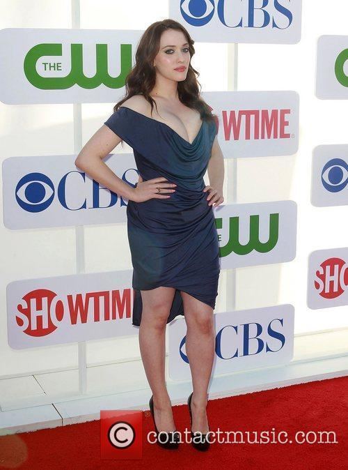 Kat Dennings and Beverly Hilton Hotel 1