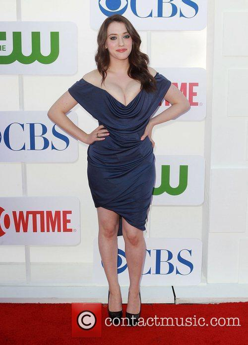 Kat Dennings and Beverly Hilton Hotel 4