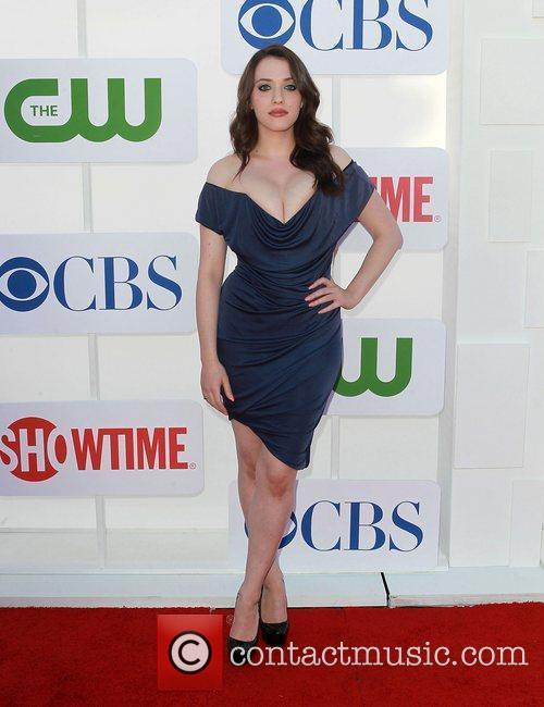 Kat Dennings and Beverly Hilton Hotel 5