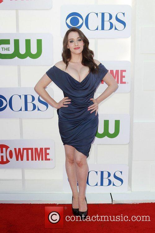 Kat Dennings and Beverly Hilton Hotel 6